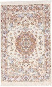 5x3 60Raj 400 KPSI Tabriz Silk Persian Rug