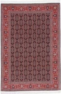 50Raj 350 KPSI Tabriz Silk Persian Rug
