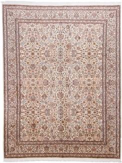 10x8 350KPSI silk Kashmir Persian rug, 18/18 kashmir carpet